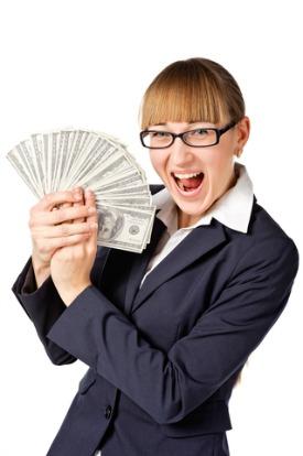grateful money attitude