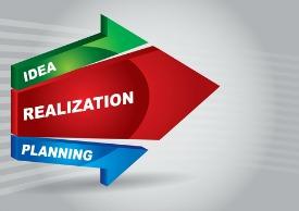 idea realization planning