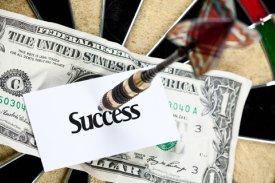 target money success