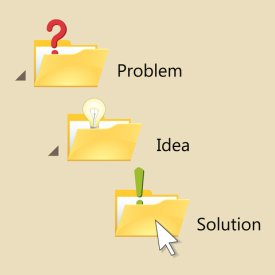 idea financial chart