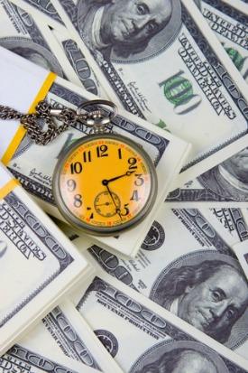 time money success